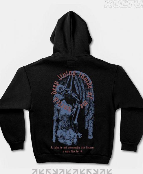 LOVE DEATH (back)